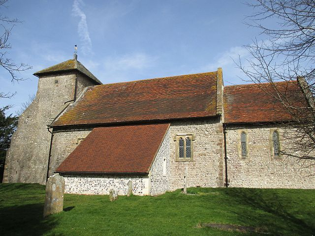 Church of the Transfiguration, Pyecombe