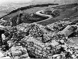 Al-Qastal, Jerusalem - Image: Qastal ii