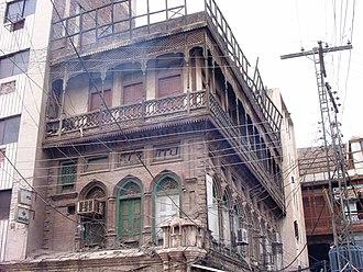 Qissa Khawani Bazaar - Image: Qissa Khwani Bazaar, Peshawar, Pakistan panoramio franek 2