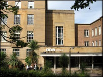 BBC Scotland - Image: Queen Margaret Drive