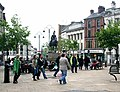 Queen Square , Wolverhampton - geograph.org.uk - 538145.jpg