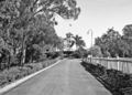 Queensland State Archives 1472 View of Government House from main drive 11 May 1950.png
