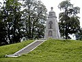 Rīga, piemineklis krievu karavīriem Lucavsalā 2001-08-24 - panoramio.jpg