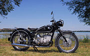 1954 R68: BMW's first 100 mph motorcycle