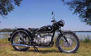 alte bmw motorrad