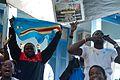 REFUGIADOS DO CONGO SE UNEM PARA TORCER PELOS JUDOCAS DA EQUIPE DE REFUGIADOS (28821015761).jpg