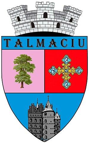 Tălmaciu - Image: ROU SB Talmaciu Co A1