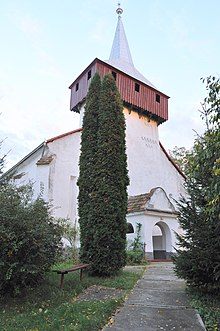 RO AB Cetatea de Balta calvinist church.jpg