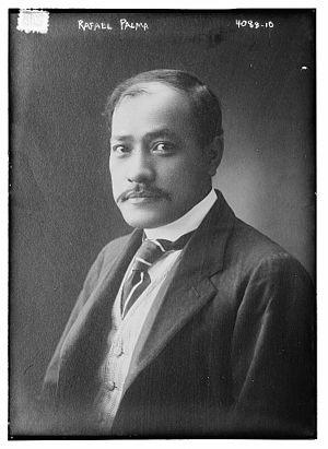 Rafael Palma