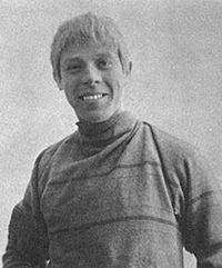 Ragnar Klange som Bengt i stykket   Min skal du blive af Ernst Fastbom.
