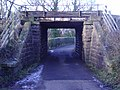 Railway Bridge, Brindle, Preston to Blackburn line - geograph.org.uk - 1718419.jpg