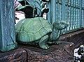 Rainey Memorial Gate Turtle (4372264696).jpg