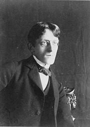 Ralph Adams Cram, circa 1890