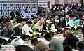 Ramadan 1439 AH, Qur'an reading at Goharshad Mosque, Mashhad - 29 May 2018 32.jpg