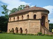 Ranghar Pavallions, Joysagar, Sivasagar