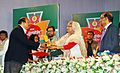 Rashed Rouf Receving Bangla Academy Award.jpg