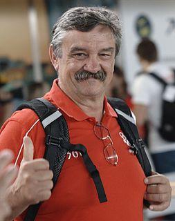 Ratko Rudić Croatian water polo player