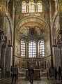 Ravenna Basilica of San Vitale mosaic.jpg