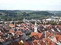 Ravensburg, Blick vom Mehlsack zum Bruderhaus.JPG