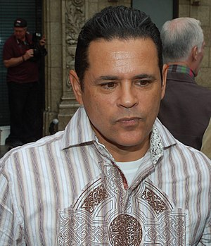 Julio Sanchez (The Closer) - Image: Raymond Cruz June 09