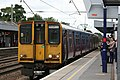 Ready to depart, the 12.54 to Moorgate from Hitchin. - panoramio.jpg