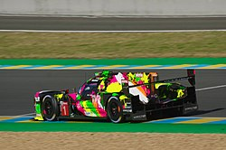 Rebellion Racing's Rebellion R13 Gibson No. 1 driven by Neel Jani, André Lotterer and Bruno Senna.jpg