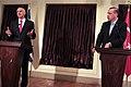 Recep Tayyip Erdoğan and George Papandreou, Erzurum January 2011 17.jpg