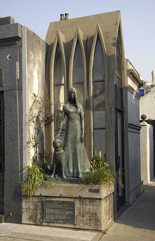 Recoleta Cemetery - Mausoleums 31