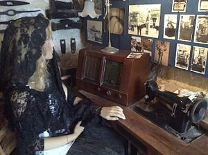 Rediffusion - Rediffusion in Malta, at the folklore museum (Marquis Mallia Tabone Farmhouse)