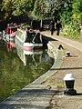 Regent's Canal, Islington - geograph.org.uk - 2126002.jpg