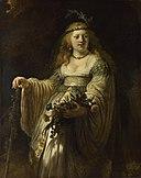 Rembrandt, Flora, National Gallery.jpg