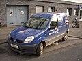Renault Kangoo Gen1 Phase II 2003-2005 FIRST MAIL frontleft 2008-03-31 A.jpg