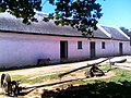 Replica of 19th century Wagon House, Kleinplasie Open Air Agricultural Museum and Showgrounds, Worcester, South Africa.jpg