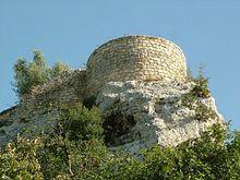 Parco Forza: Resti del Castello - Fortilitium