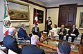 Reunión con el Primer Ministro de Quebec, Philippe Couillard. (22090094316).jpg