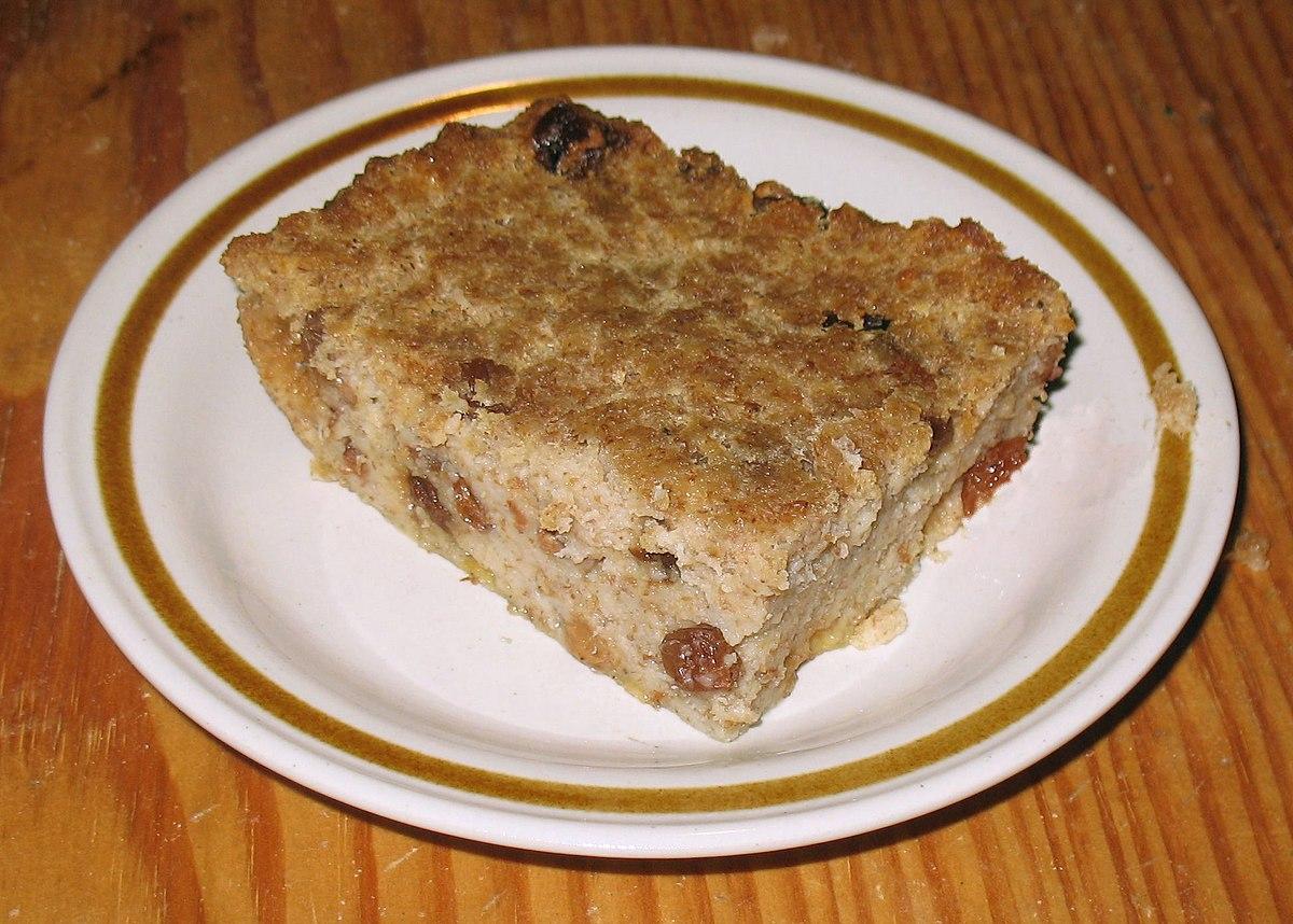 Bread pudding - Wikipedia