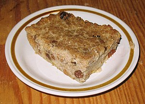 Bread - Bread pudding