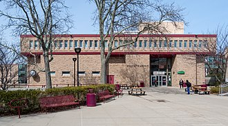 Rhode Island College - Student Union