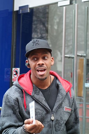 Richard Blackwood - Blackwood in 2010