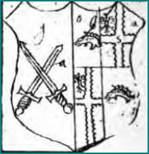 Richard FitzJames - Image: Richard Fitzjames Arms