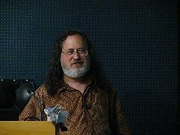 Richard Stallman at Heraklion