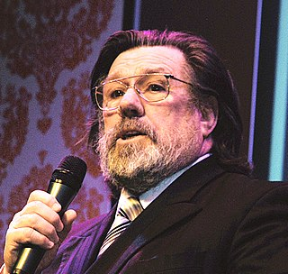 Ricky Tomlinson English actor, comedian, author and political activist