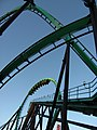 Riddler's Revenge at Six Flags Magic Mountain (13208043554).jpg