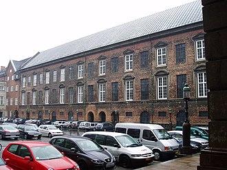 Danish National Archives - Image: Rigsarkivet