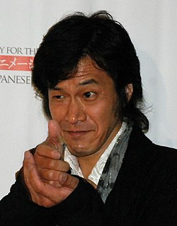 Rikiya Koyama Japanese actor
