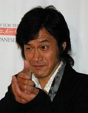 Rikiya Koyama - Rikiya Koyama at Anime Expo 2012
