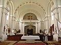 Rimokatolička crkva u Beodri - brod ka galeriji.jpg