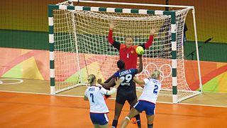 Anna Sedoykina Russian handball player