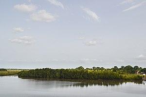 Cacheu Region - Image: Rio Farim Cacheu, São Vicente, Guinea Bissau (9087168099)