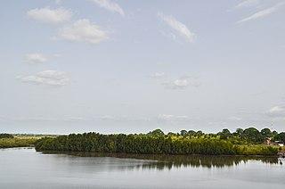 Oio Region Region of Guinea-Bissau